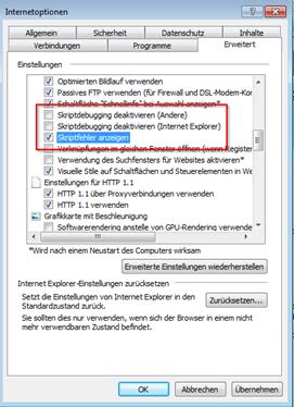 SAP Portal / Web Dynpro Wartebild Fehler beheben
