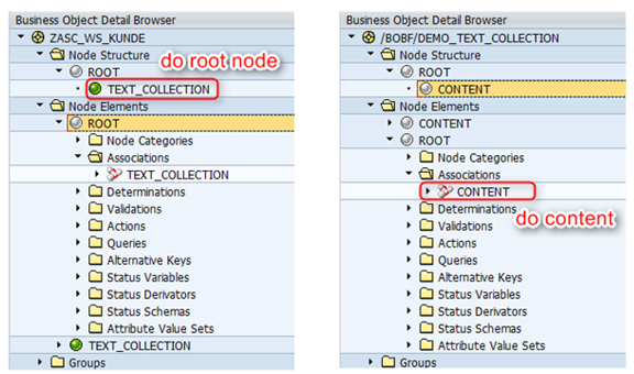 BOPF: do root node und do content