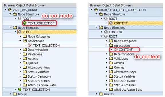 BOPF: do root node und do content