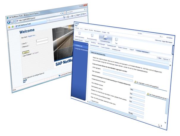 SAP NetWeaver Portal 7.3