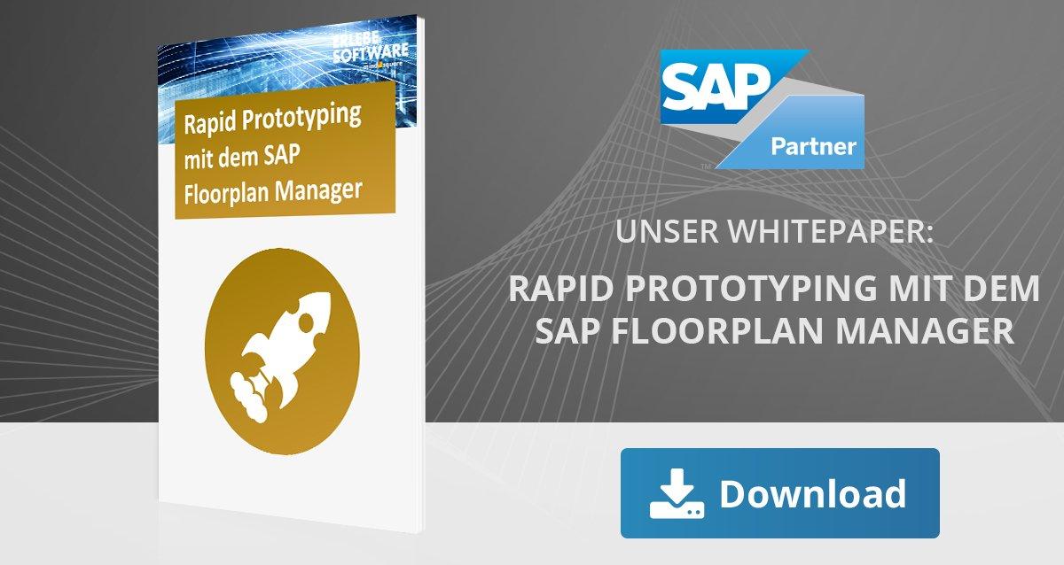 Rapid Prototyping mit dem SAP Floorplan Manager
