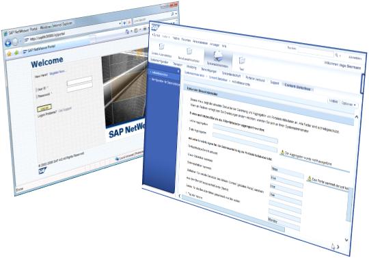 SAP NetWeaver Portalmigration