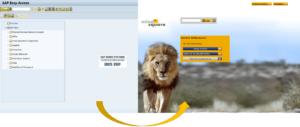 Umgestaltung des Einstiegsbildes mit SAP Screen Personas