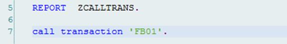 ABAP Coding: Passende Berechtigungsprüfung erstellen