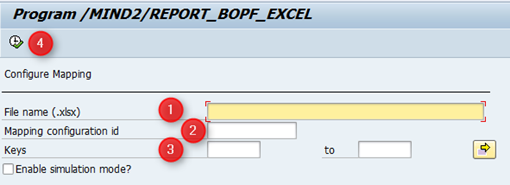 Abbildung 2: DMT Export Report