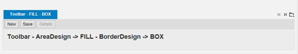 SAPUI5 Theme Designer Platinum Theme: Toolbar