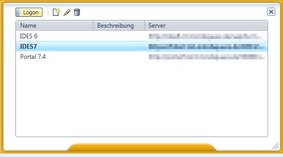 SAP NWBC Anbindung eines SAP NetWeaver Portals