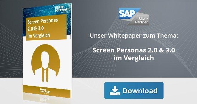 Screen Personas 2.0 & 3.0 im Vergleich