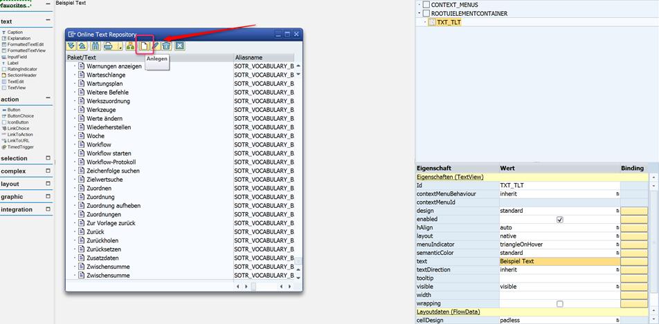 Mehrsprachige WebDynpro for ABAP Anwendung (2)