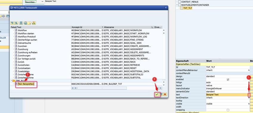 Mehrsprachige WebDynpro for ABAP Anwendung (4)