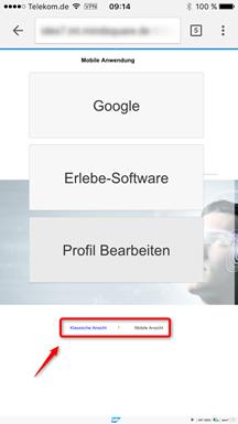 Mobile Anwendungen mit SAP Screen Personas