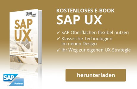 SAP User Experience E-Book
