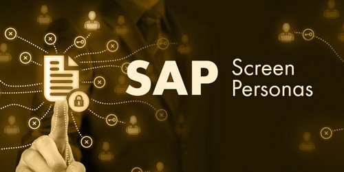 SAP Screen Personas Kategorie