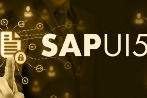 SAPUI5 Kategorie