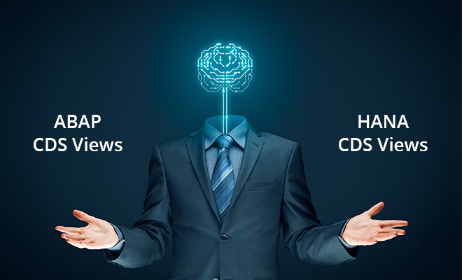 Was ist was: ABAP CDS Views und HANA CDS Views?