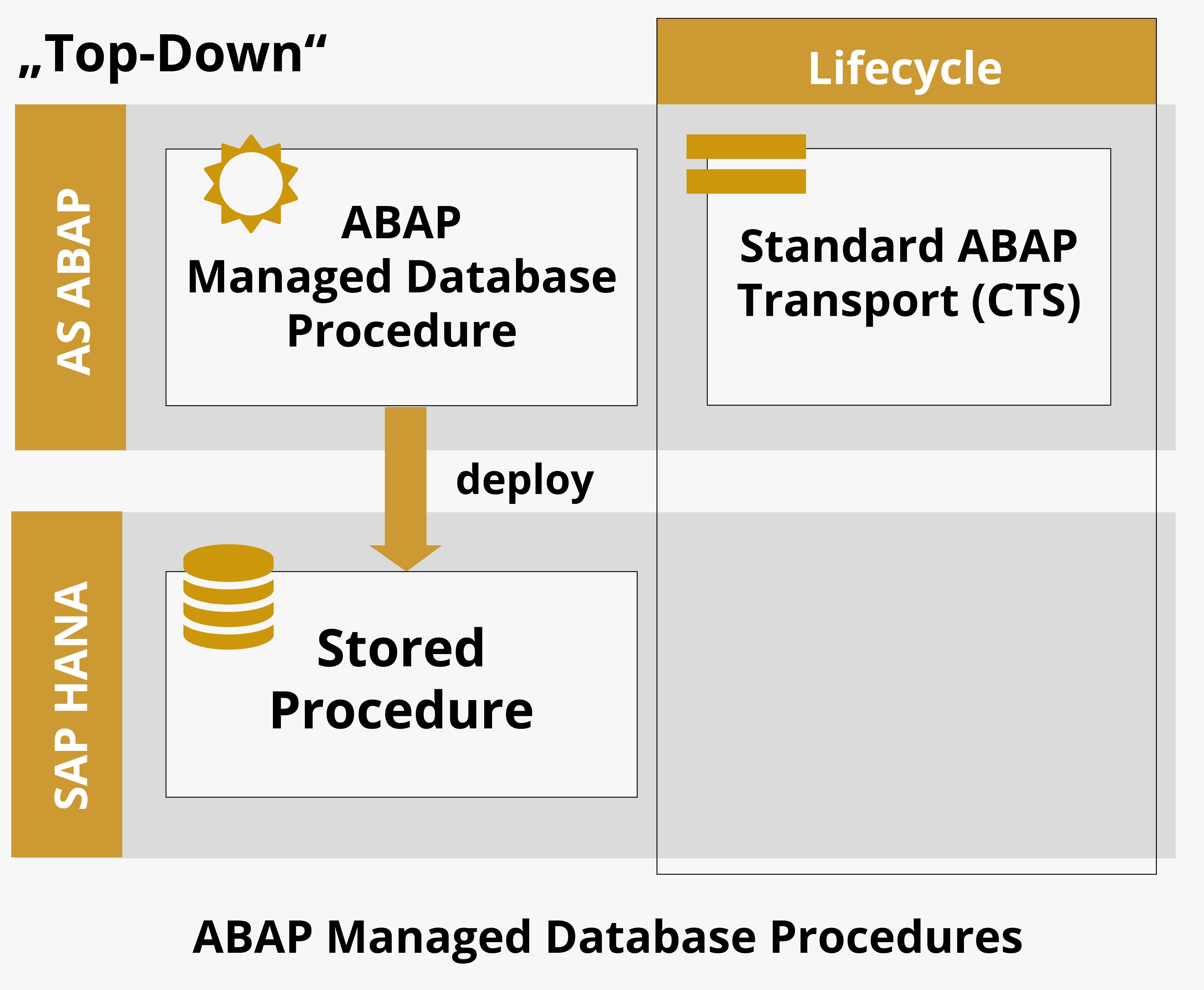 Was sind AMDP und welche Funktionen bieten sie?