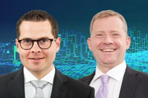 Tobias Harmes und Ingo Biermann