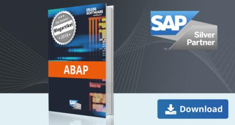 Unser E-Book zu den besten Blogartikeln zu ABAP