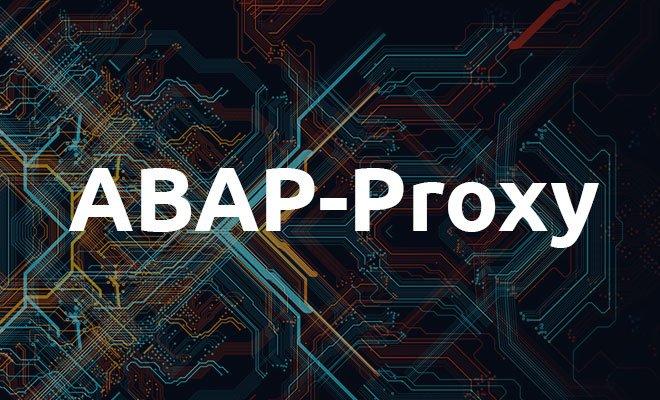 ABAP-Proxy