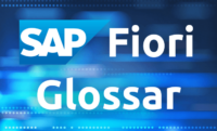 SAP Fiori Glossar