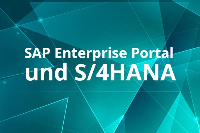 SAP Enterprise Portal und S/4hana