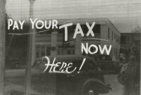 Anpassung der Mehrwertsteuer